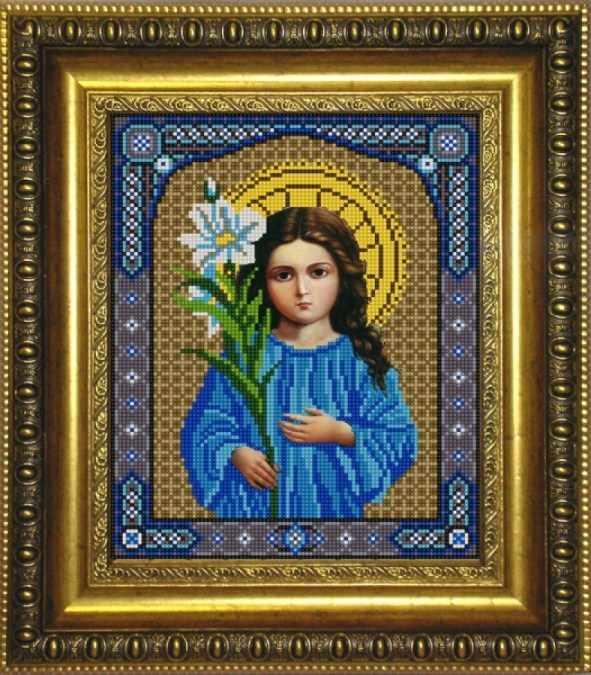 НИК 9241 Богородица Трилетствующая - схема для вышивания