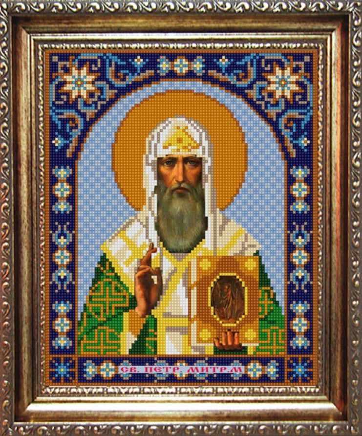 НИК 9315 Св. Петр - рисунок на ткани