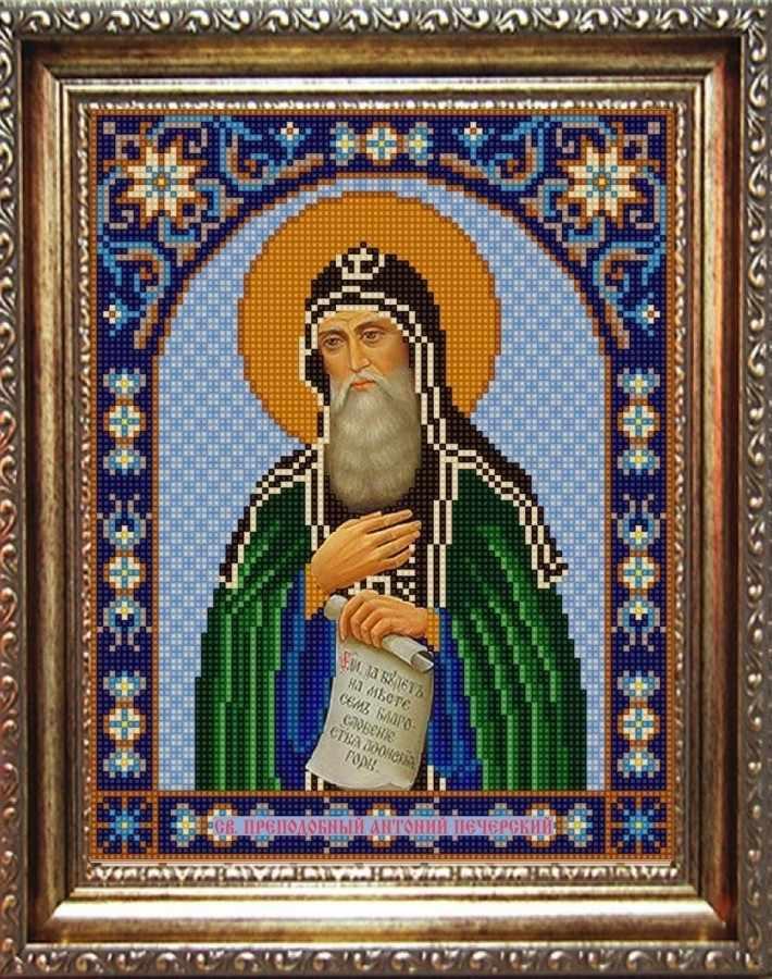 НИК 9338 Св. Антоний - рисунок на ткани