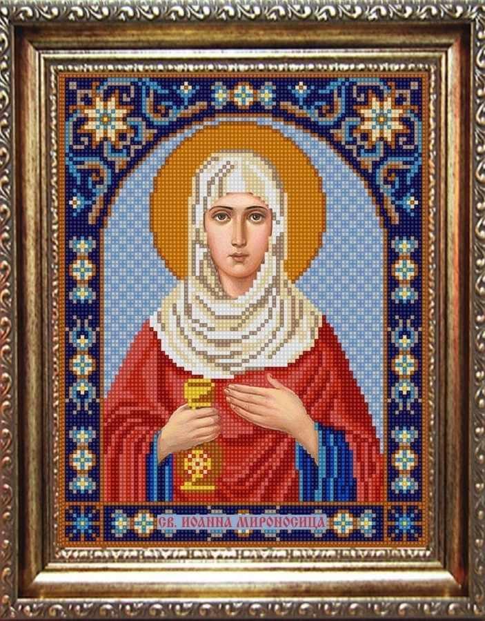 НИК 9364 Св. Иоанна - схема для вышивания