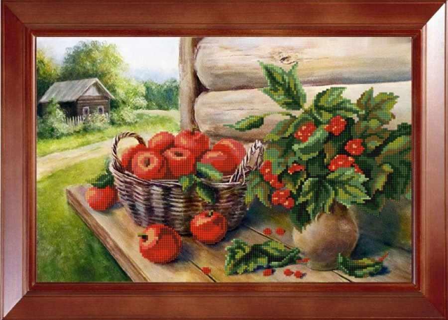 НИК 9671 Урожай - схема для вышивания