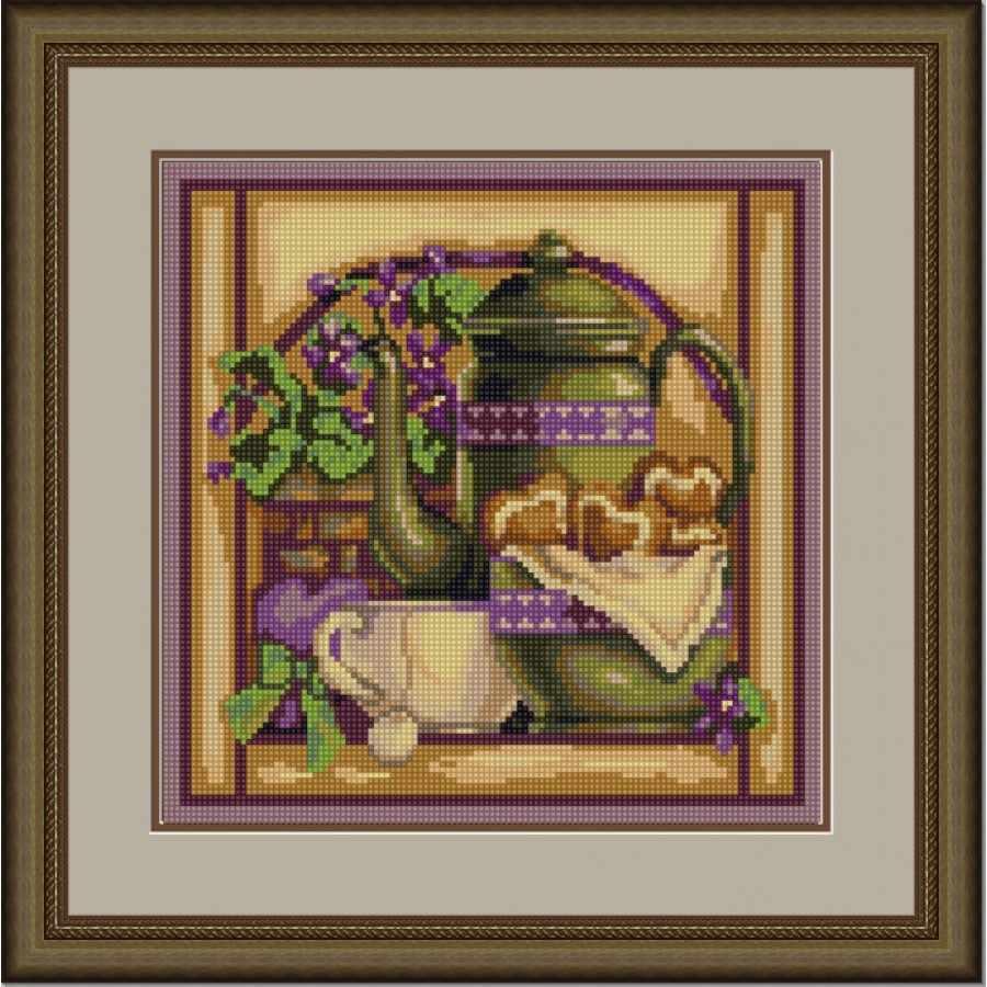 НИК 9685 Кухня 3 - схема для вышивания