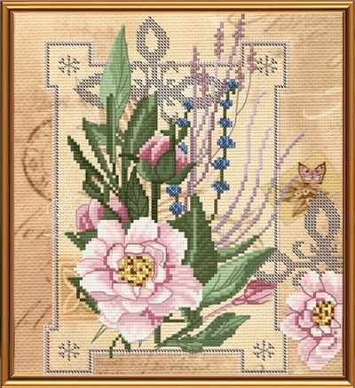 ННД 4071 Цветы нежности