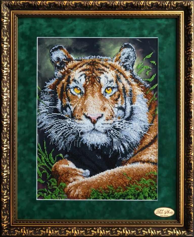 НТК-015 - Хозяин джунглей - набор (Tela Artis)