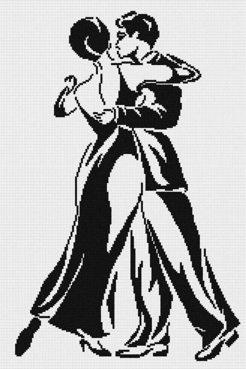 НВ-057 Танец графика (МП Студия)