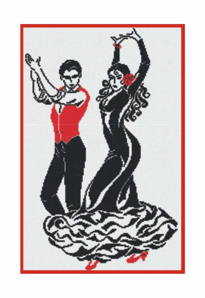 НВ-097 Танец страсти (МП Студия)