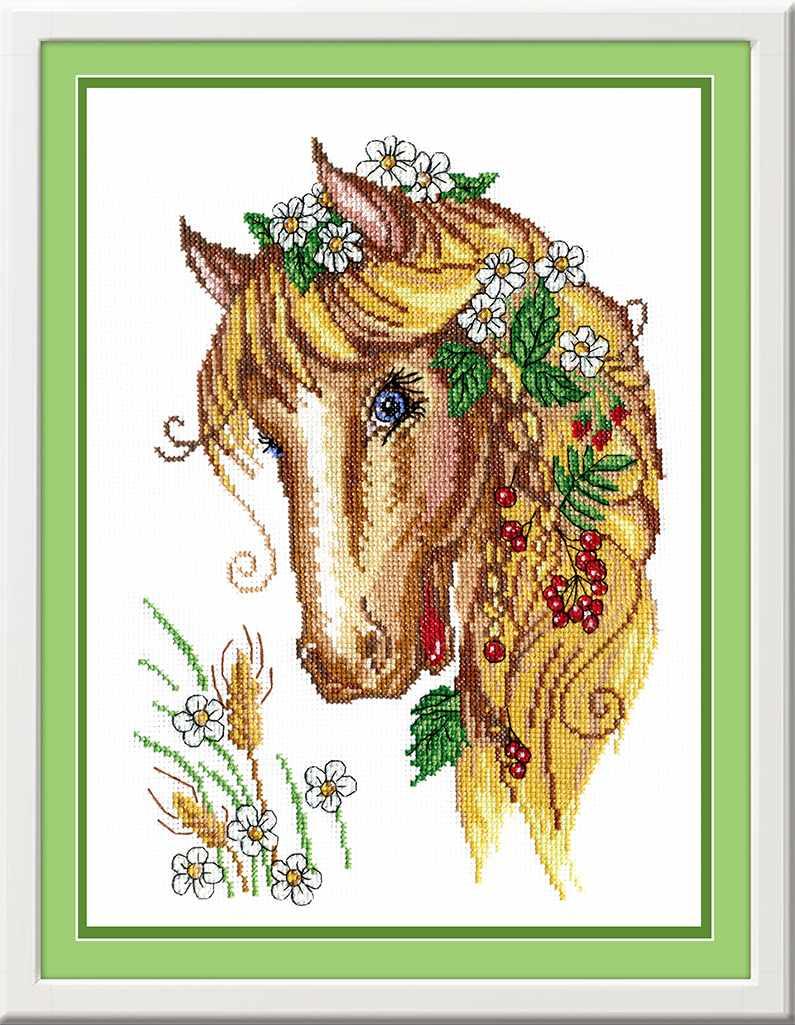 НВ-198 Лошадь кокетка (МП Студия)