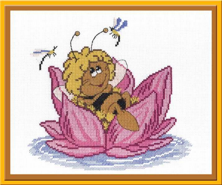 НВ-204 Пчелка майя (МП Студия)