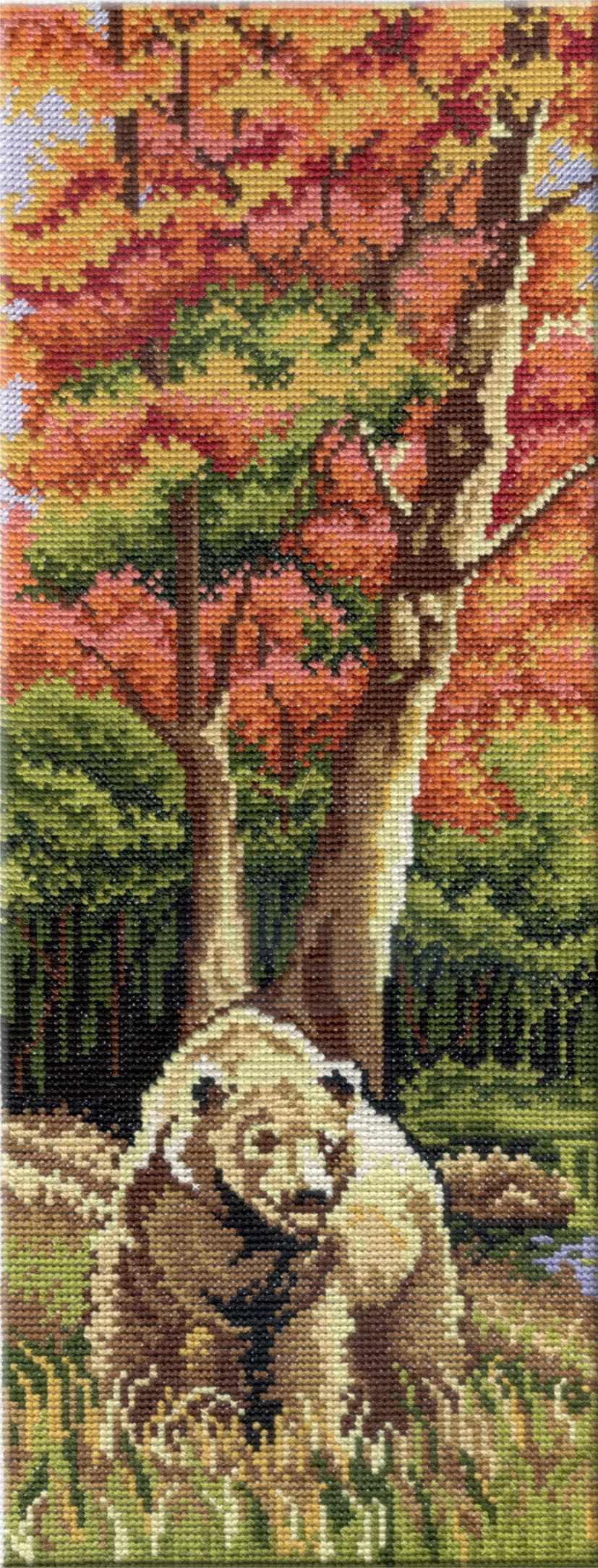 НВ-262 Триптих1 Медведь (МП Студия)