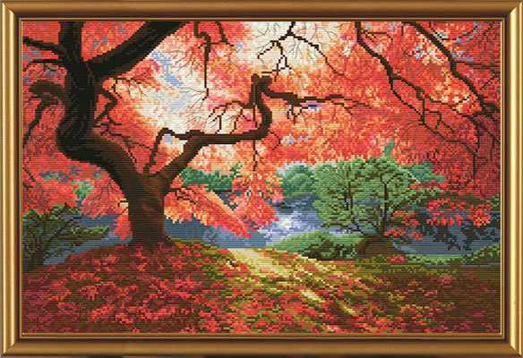 НВ 3006 Осенние лучи