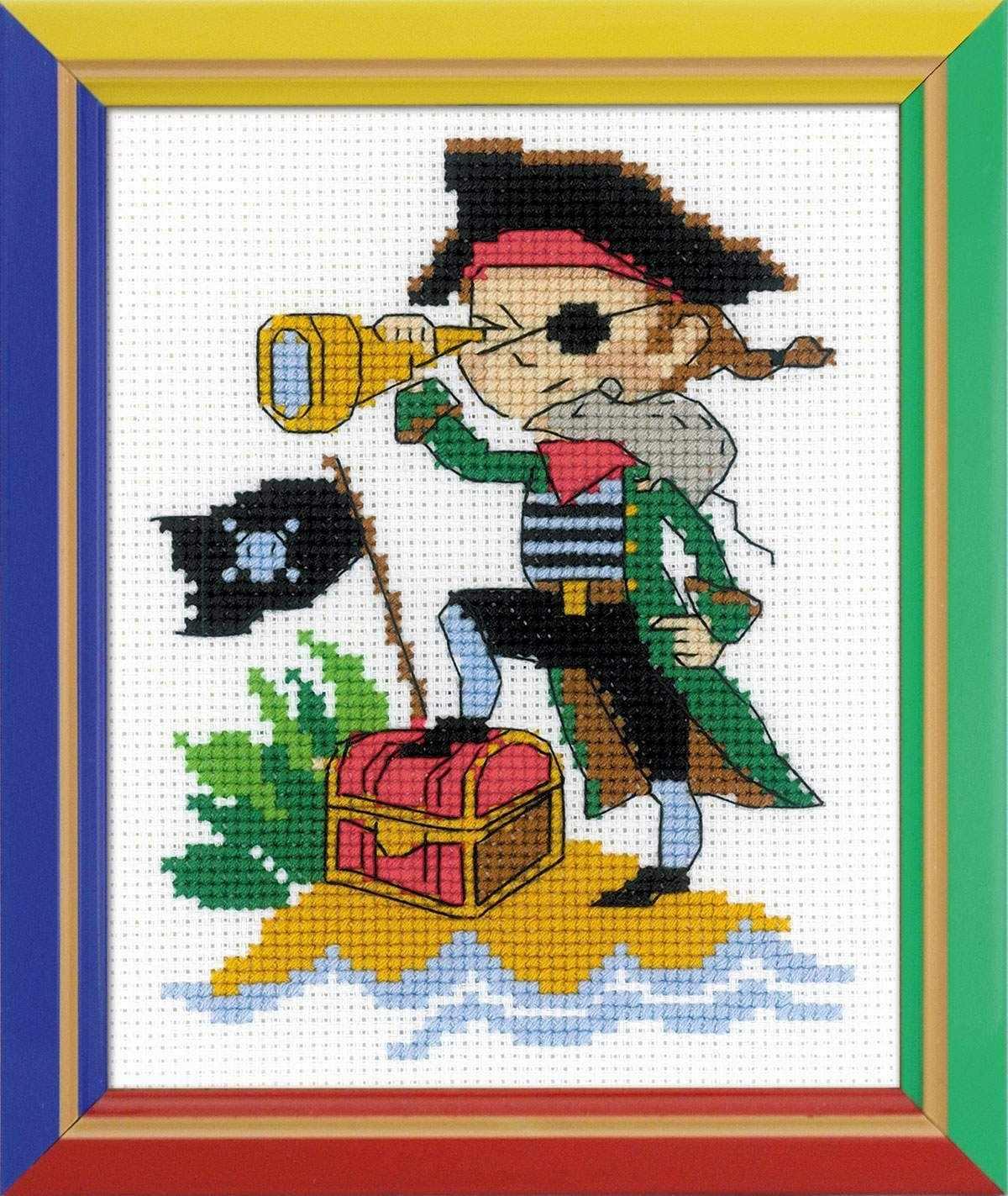 """НВ164 """"Храбрый пират"""""""