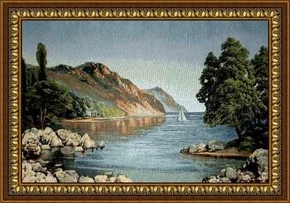 O-584 Речная долина - мозаика Милато