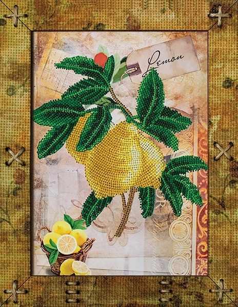 ОР 5515 Фрукты. Лимон
