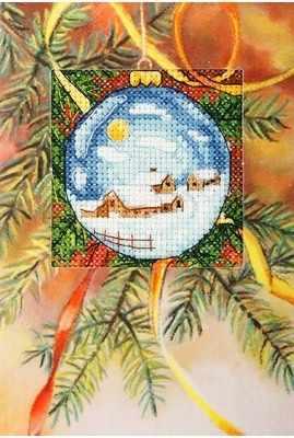 OR 6242 Новогодний шар