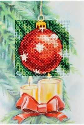 OR 6244 Рождественский шар