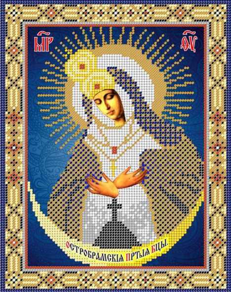 Остробрамская икона Божьей Матери (Простор)