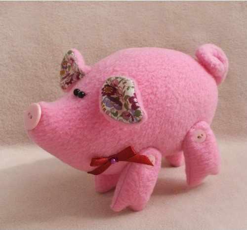 """P001 """"Pig s Story"""" набор для изготовления игрушки"""