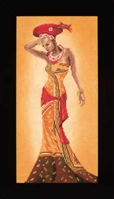 PN-0008097 Африканская мода (Lanarte)