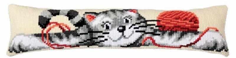 PN-0009356 Игривый котенок (Vervaco)