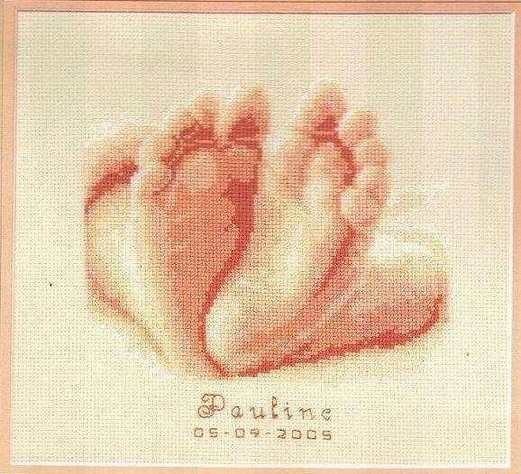 PN-0011669 Десять маленьких пальчиков (Vervaco)