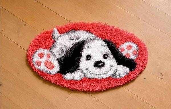 PN-0143941 Игривая собака (Vervaco)