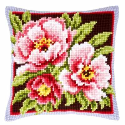 PN-0144348 Розовые цветы
