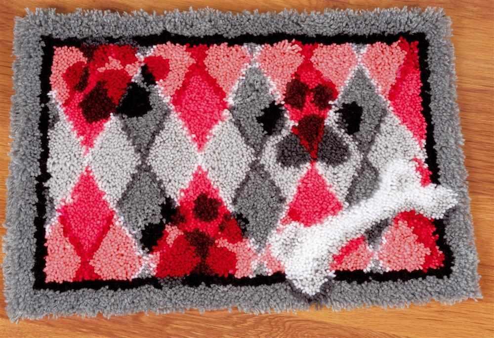PN-0148252 Dog paws (Vervaco)