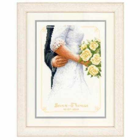 PN-0149274 Свадебный букет (Vervaco)