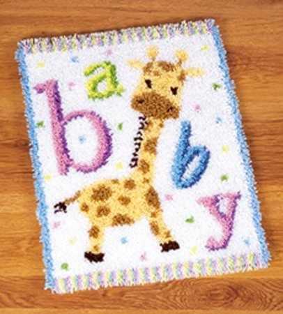 PN-0149292 Baby Giraffe (Vervaco)
