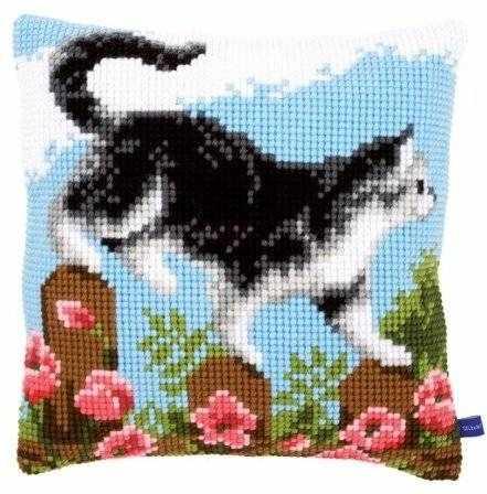 PN-0149763 Кошка на разведке (Vervaco)