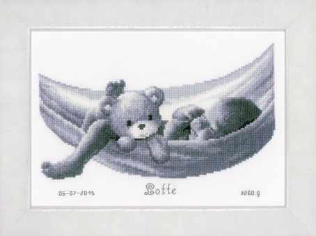 PN-0150906 Малыш в гамаке (Vervaco)