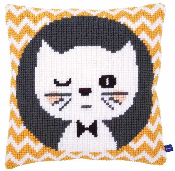 PN-0155152 Winking Cat (Vervaco)