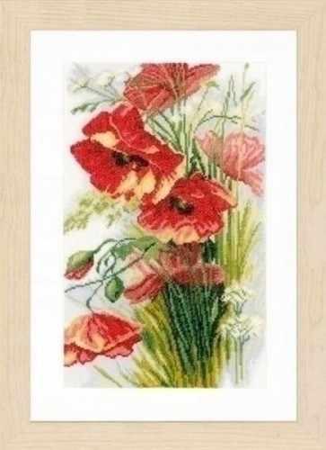 PN-0156301 Poppies (Lanarte)