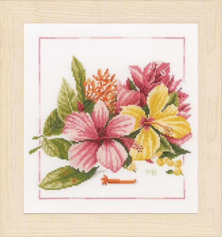 PN-0157495 Amaryllis Bouquet (Lanarte)