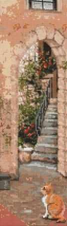 Пз-021 Итальянский дворик 3 - набор (Орнамент)