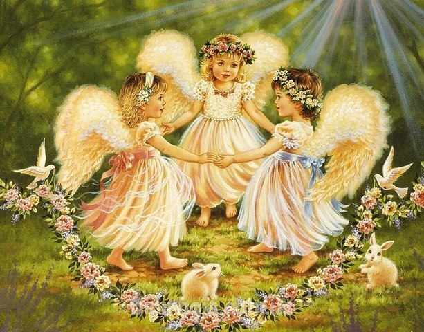 R-0095 Хоровод ангелов