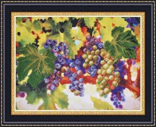 """Р-056 """"Виноградные гроздья"""" - набор для вышивания"""