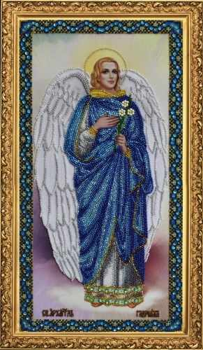 """Р-180 """"Икона Святого Архангела Гавриила"""" - набор для вышивания"""