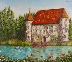 R-914 Замок - мозаика Милато