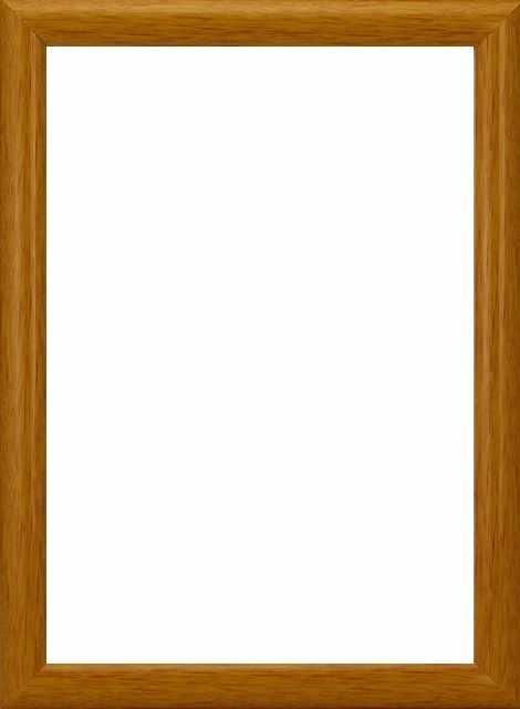 """RAM114108 - рама без стекла с прозрачным дном """"АФТОГРАФ"""" 21*26см. цв. клен"""