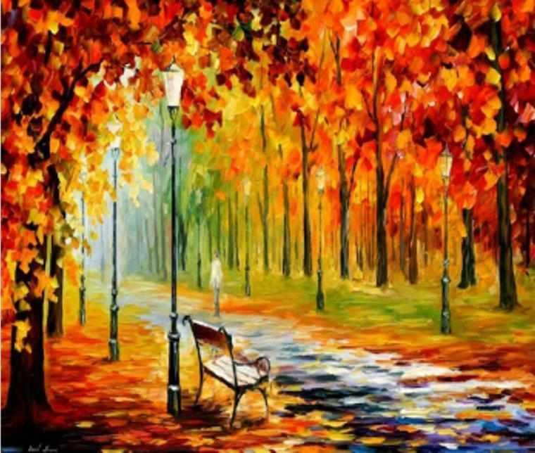 RDG-0117 Осенний парк