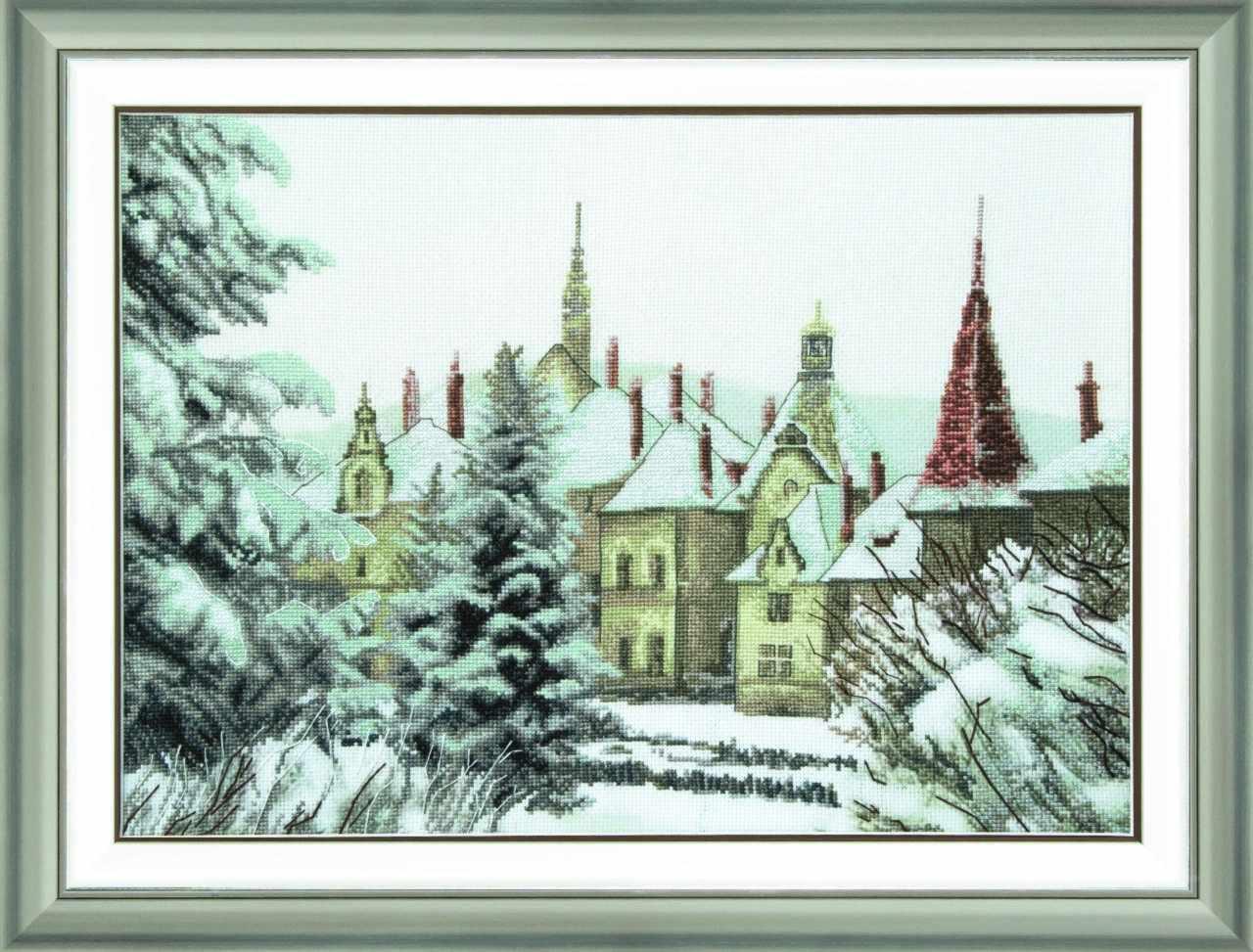 """РК-073 """"Рождество в Карпатах"""" - чм"""