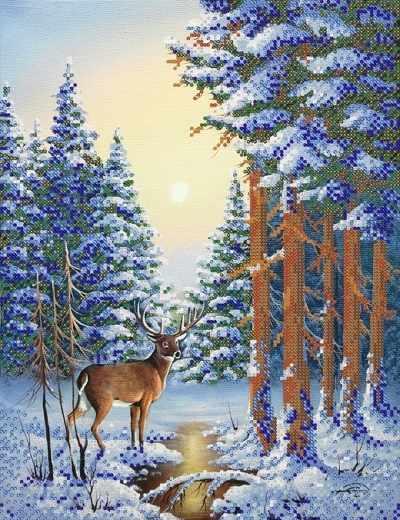 РКП-234 Лесной олень - схема (Марiчка)