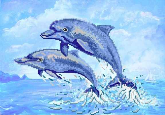 РКП-255 Дельфины - схема (Марiчка)