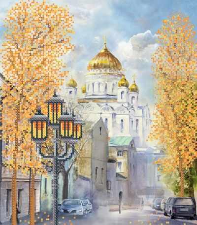 РКП-481 Храм - схема (Марiчка)
