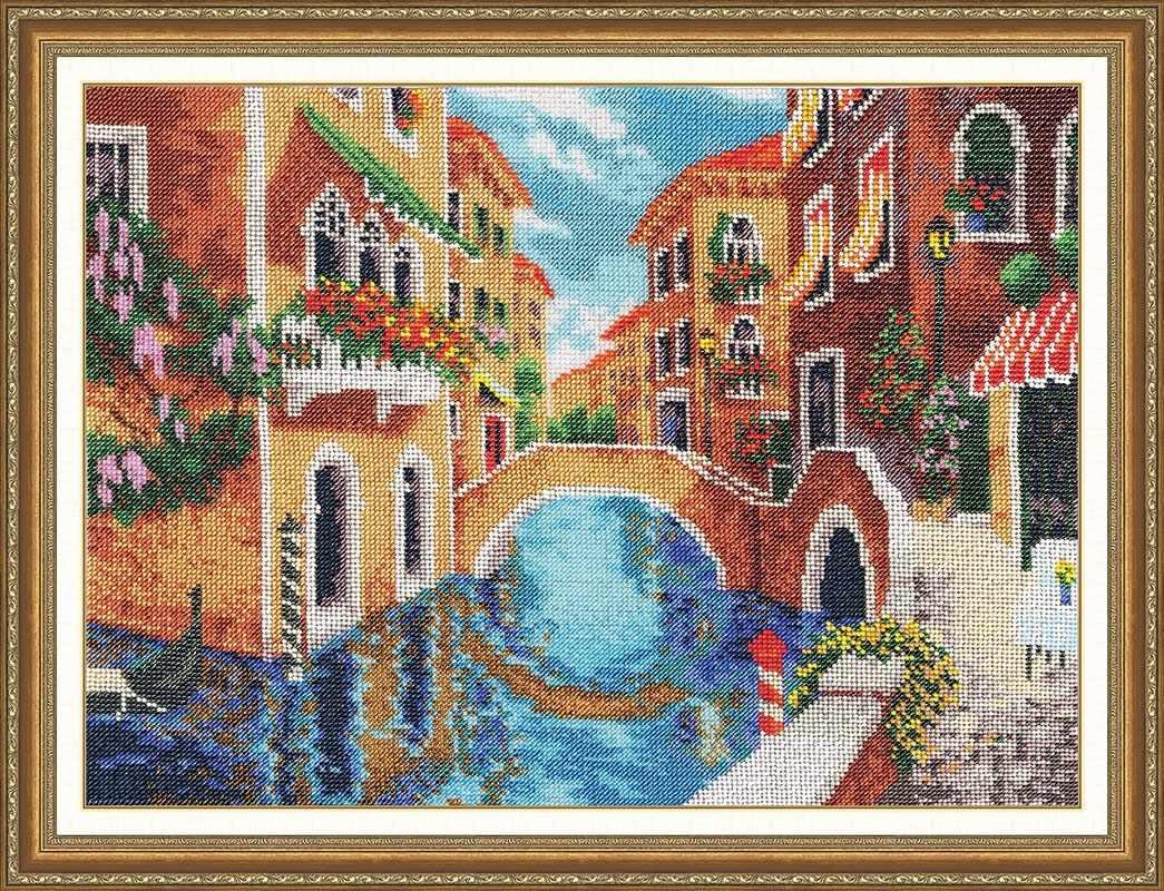 РТ-100 Солнечная Венеция. Рисунок на ткани