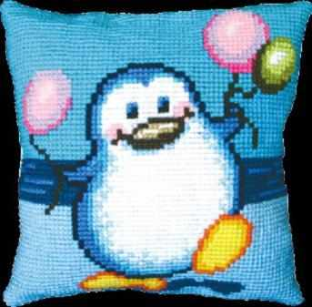 "РТ-137 подушка ""Пингвин""- чм"