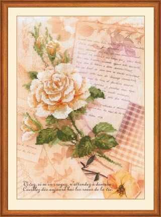"РТ0035 ""Письма о любви, Роза"""
