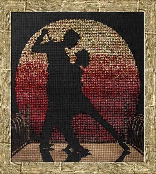С-014 Ночное танго. Силуэты