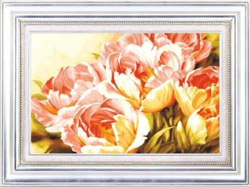 "S-029 ""Махровые тюльпаны"""